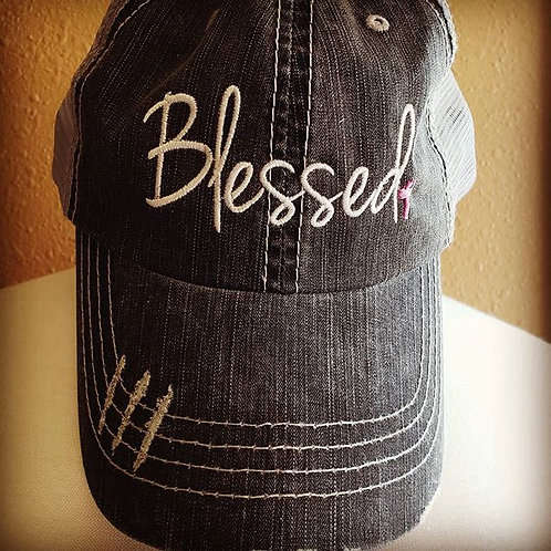'Blessed' Hat