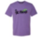 run with the police 2020 purple shirt.pn