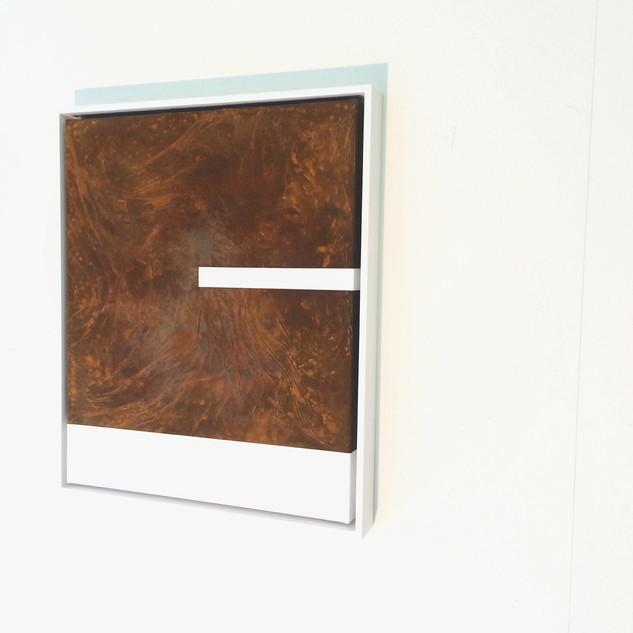 SPRINGBOARD / 60x50cm