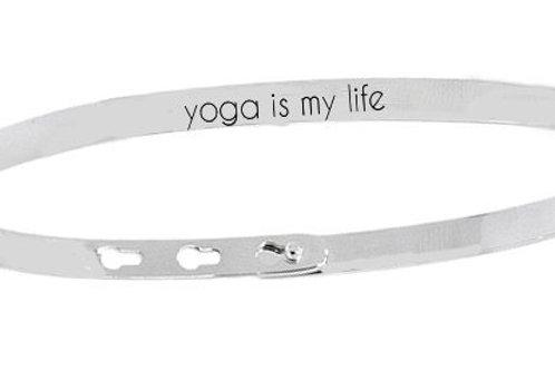 YOGA IS MY LIFE