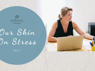 Does stress affect our skin?