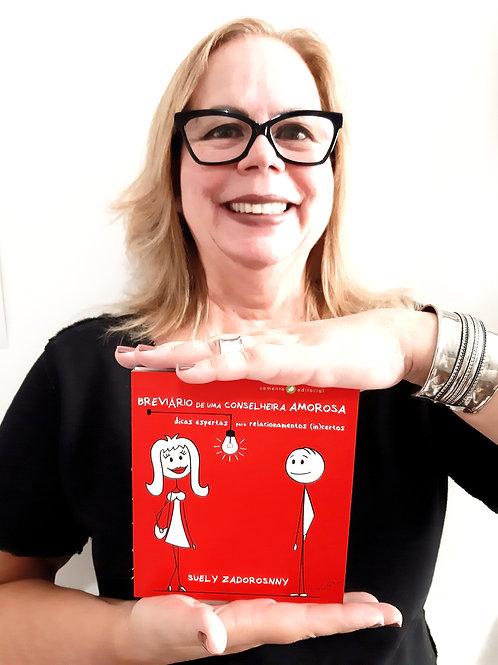 """Livro """"Breviário de Uma Conselheira Amorosa"""""""