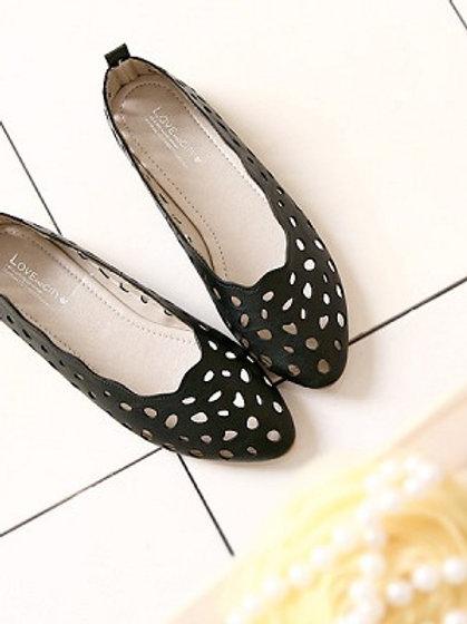 Flat Shoes - 20141021022416320