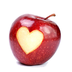 Apple%252C%2520heart%2520on%2520white%25