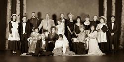 The Cast of A Little Night Music