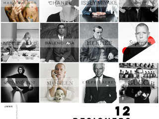 12 DESIGNERS that Changed the world