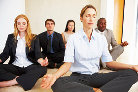 Meditation Fuels Work