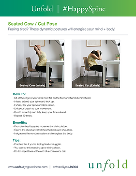 desk yoga, corporate yoga, back pain