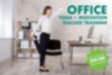 office yoga teacher training 2020 corpoate yoga wellness
