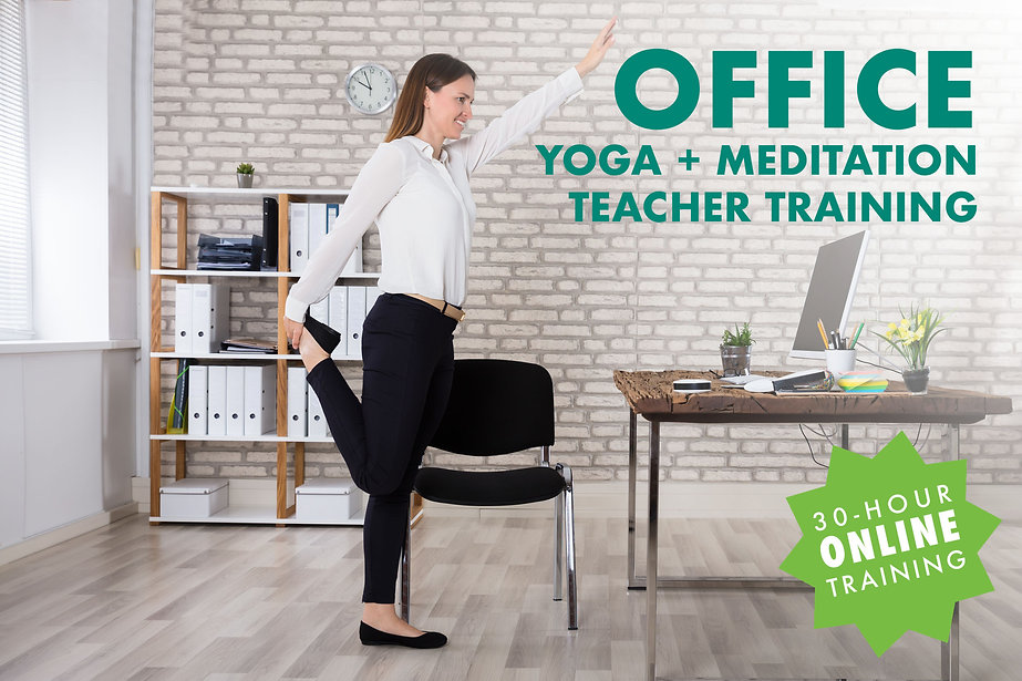 office yoga teacher training 2020 corpoate yoga wellness