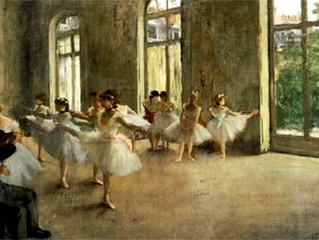 4/28/17 The Ballet Rehearsal