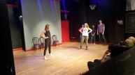 the PIT, level 2 Improv Grad Show