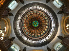 Inside the Illinois Capitol Building