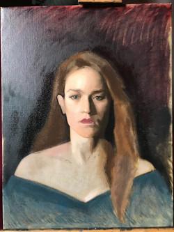 Portrait, November 2018