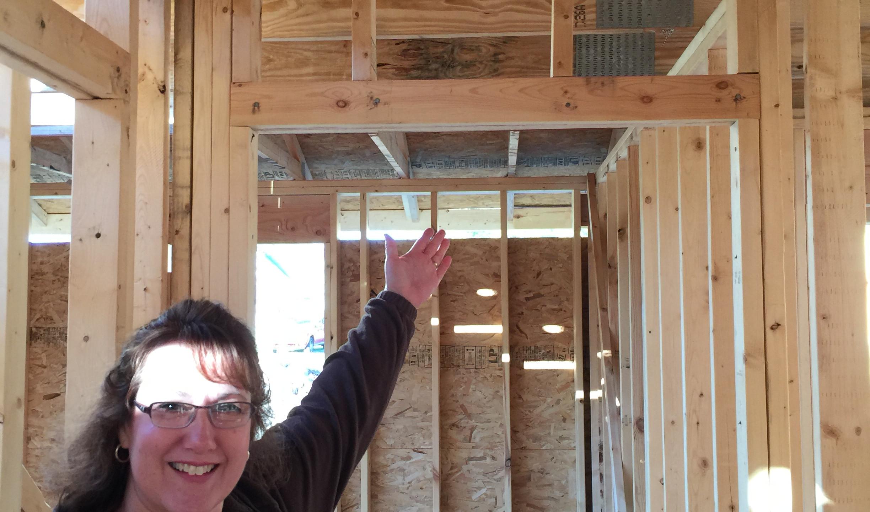 Building door frames