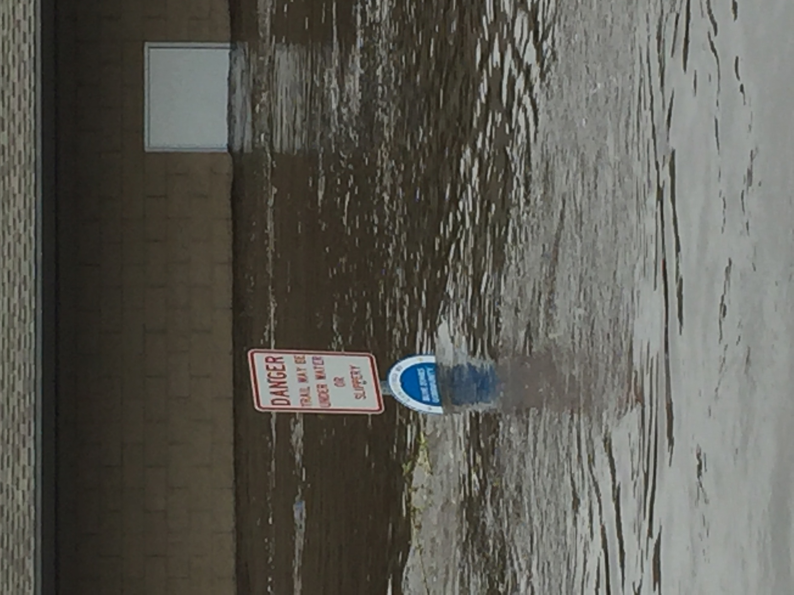 Cedar Falls flooding