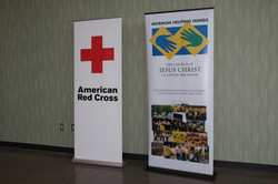 Partnering with Red Cross