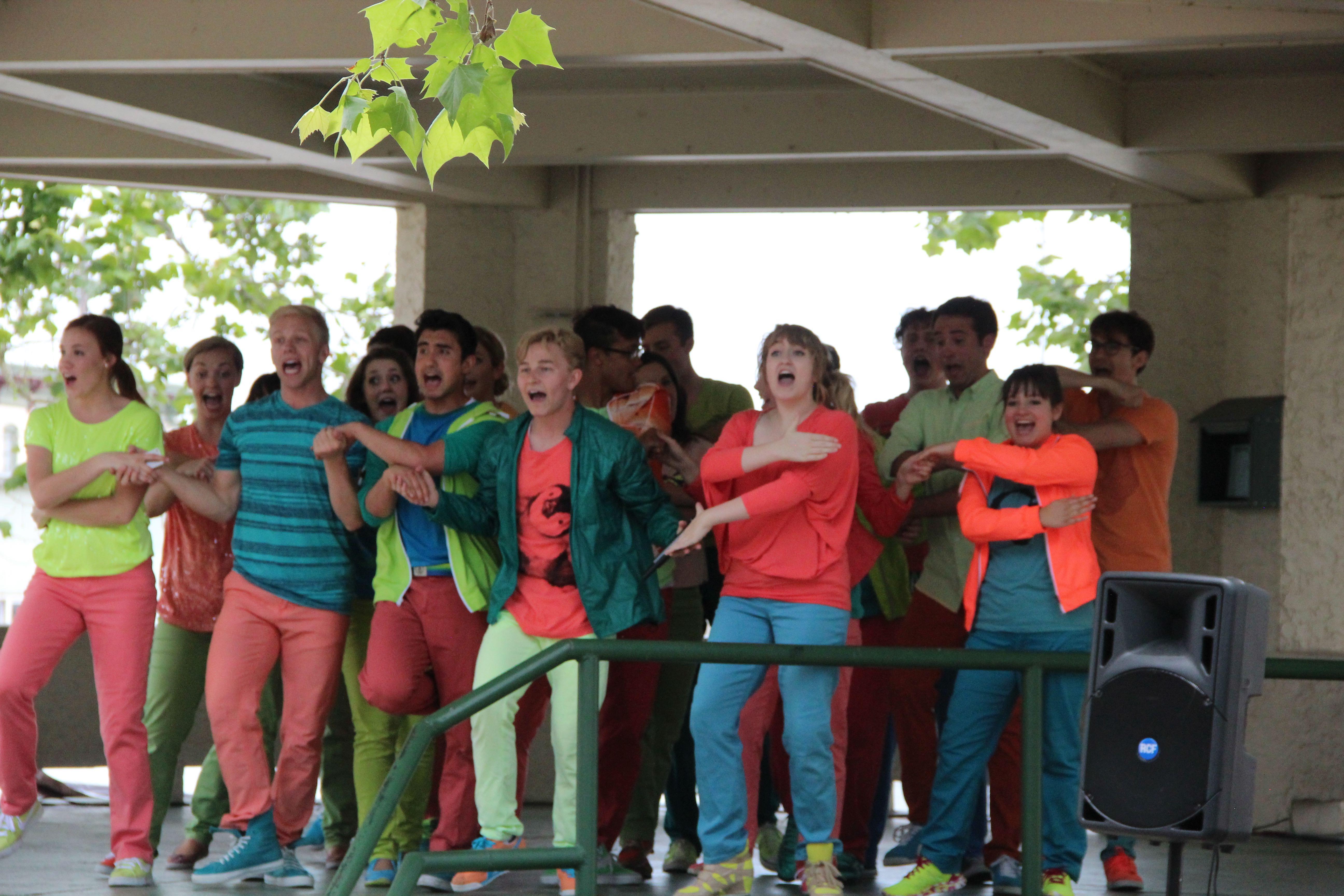 BYU Dancers Perform in Hannibal, MO