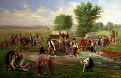 CCA Christensen handcart pioneers