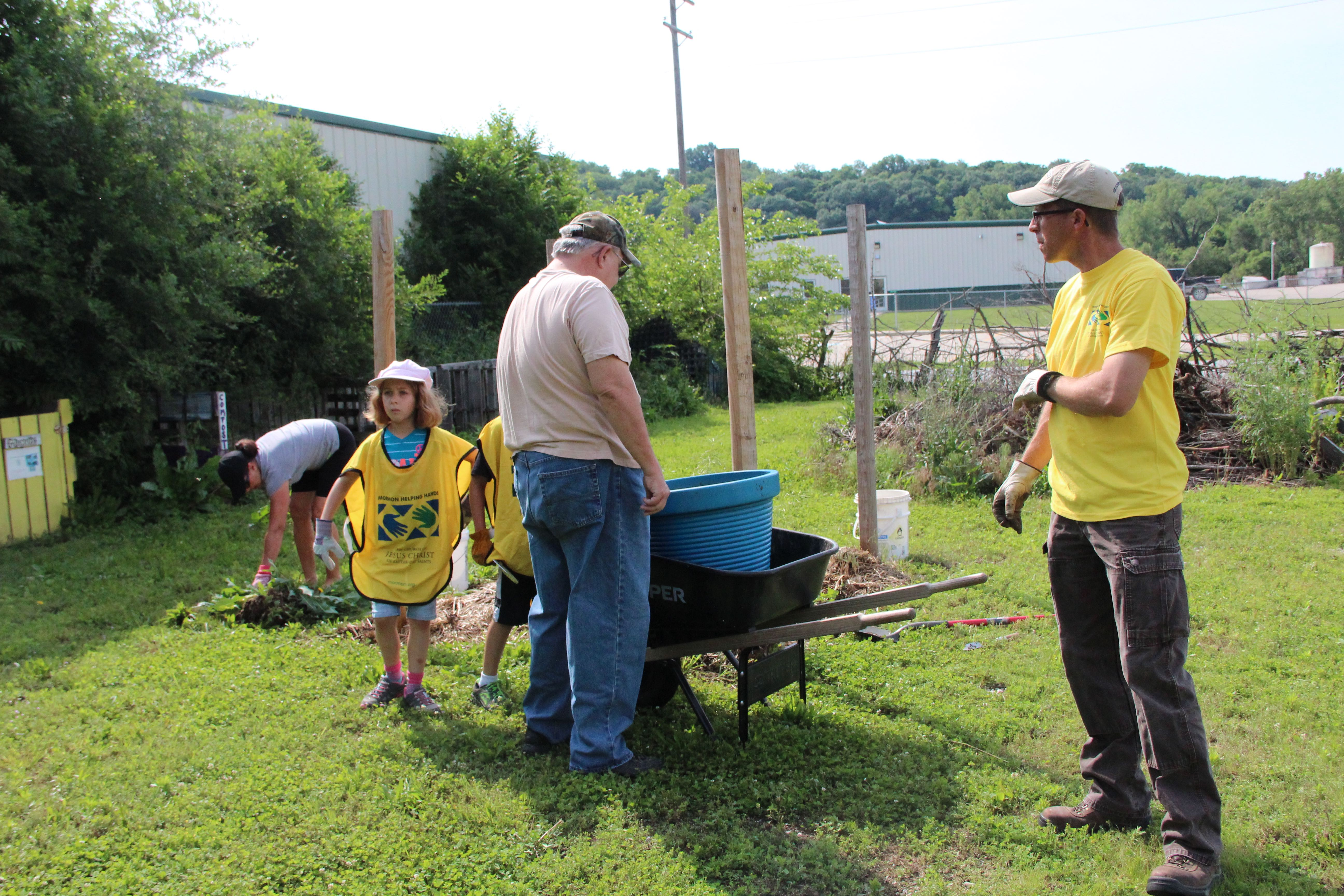 Serving in Hannibal, MO