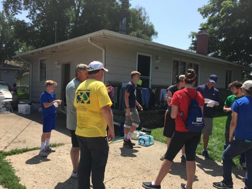 Helping other Neighbors
