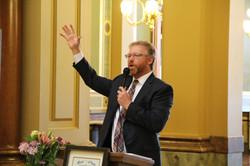 Jason Giles on Religious Freedom Day