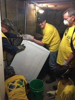 Des Moines Flood Cleanup