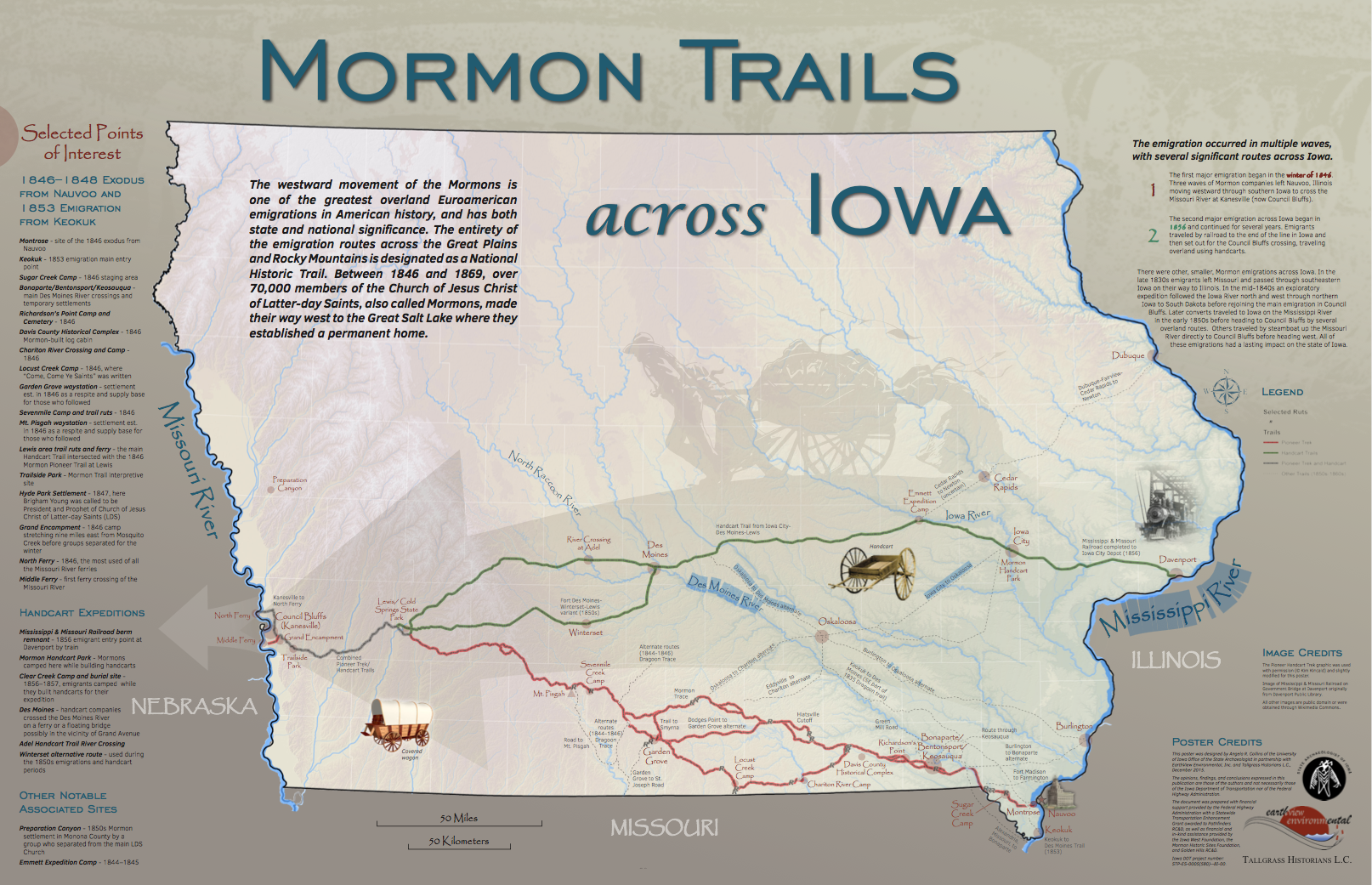 Mormon Trail Iowa