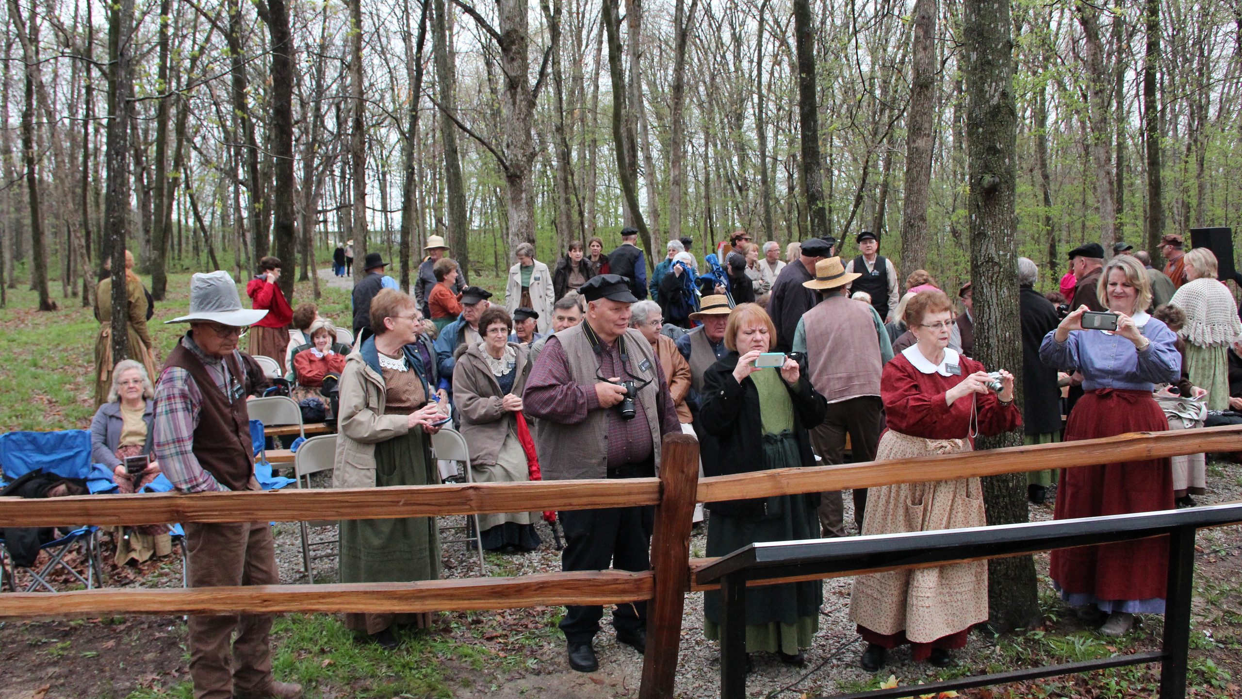 Visiting Guides from Historic Nauvoo