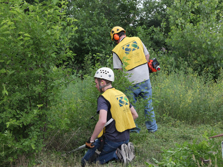 Day of Service in Fort Madison, Iowa