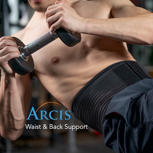 ARCIS Waist & Back Support (Male)