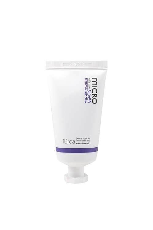 MicroSilver Protection Hand Cream with Pure Silver