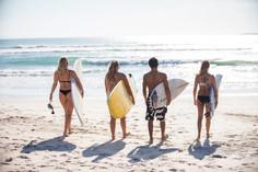 Surf day at La Lancha!