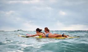 Ocean confidence training