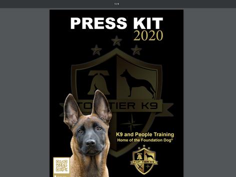 Press Kit 2020