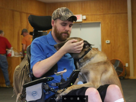 Top Tier K9 Expanding Service Dog Trainer Program for Disabled Veterans