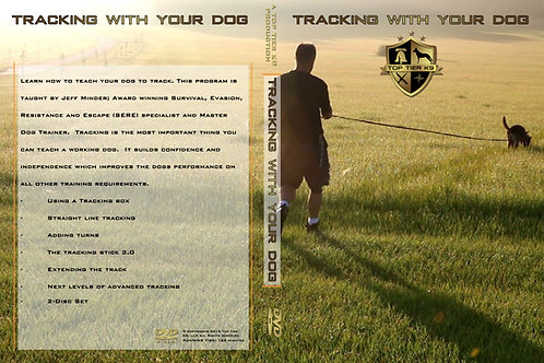 Teaching Your Dog to Track
