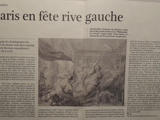 PRESSE // Paris en fête rive gauche