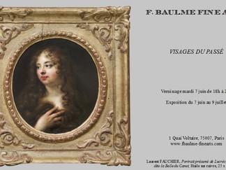 """EXPOSITION """"Visages du passé"""" juin-juillet 2016"""