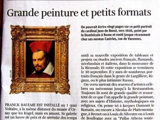PRESSE// La Libre Belgique