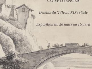 EXPOSITION // Confluences :  Dessins du XVIe au XIXe siècle