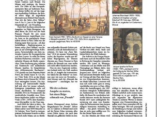 """PRESSE- PARIS TABLEAU// La Libre Belgique """"Baulme à la patinoire""""// Kunst und Auktion &quo"""