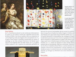 PRESSE // L'Estampille/L'Objet d'art : Le Temps des Métamorphoses