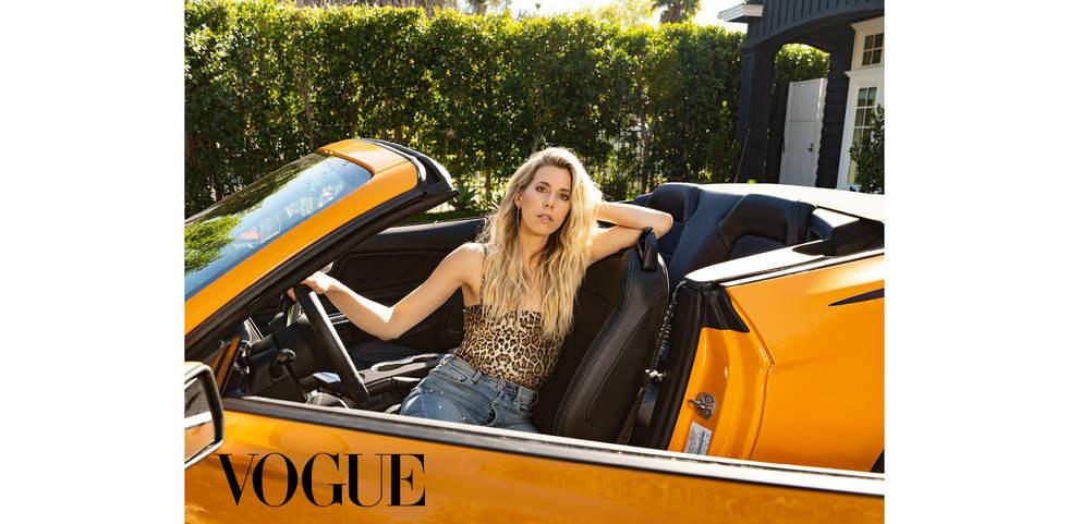 Ashley Wahler for Vogue