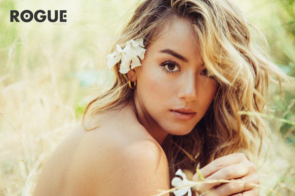 Chloe Bennet for Rogue Magazine