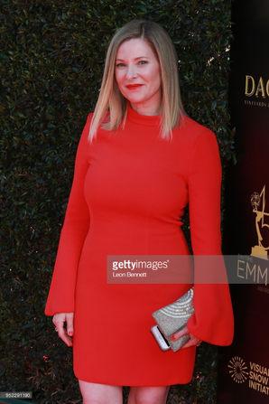 Cady McClain - Daytime Emmy Awards 2018