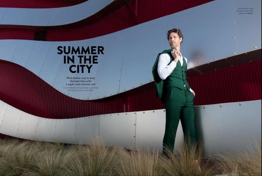 Sharp Magazine: Summer in the City