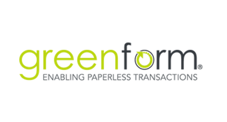 greenform® - eliminates the generation of paper files