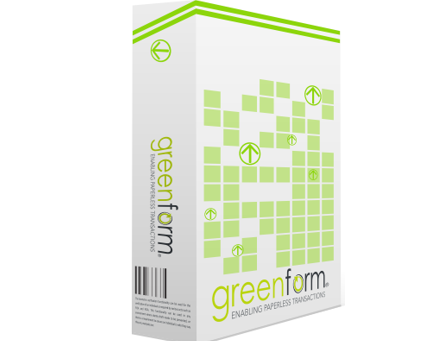 greenform® - enabling paperless transactions