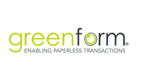 greenform – reducing the amount of paper a business generates